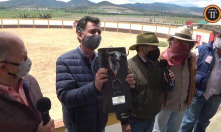 Felipe González gana el concurso de ganaderías