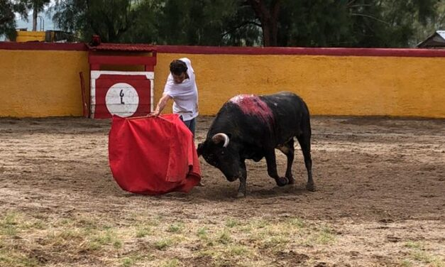 Oreja a Juan Pablo Sánchez