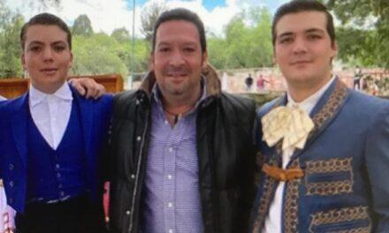 Los Fountanet celebraron las fiestas patrias toreando
