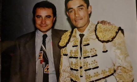Fallece Ismael Ríos apoderado de Rafael Ortega