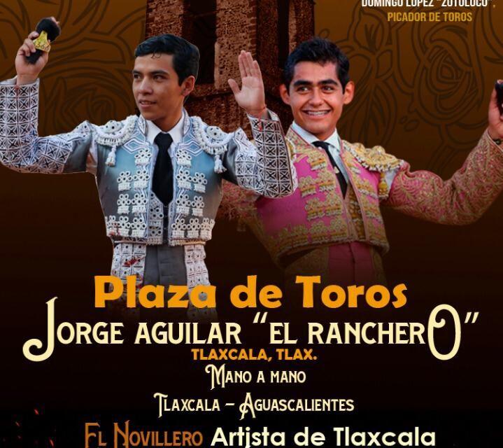 Anuncian corrida y novillada, en Tlaxcala