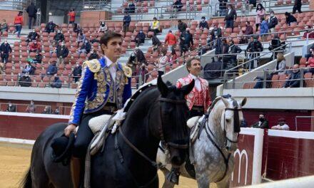 Exitoso triunfo de Pablo y Guillermo Hermoso