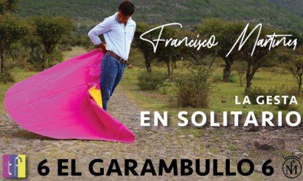 Francisco Martínez se encierra en El Garambullo