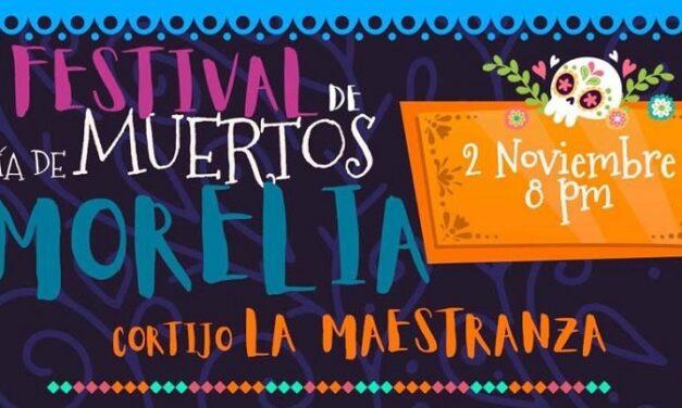 Festival en Morelia