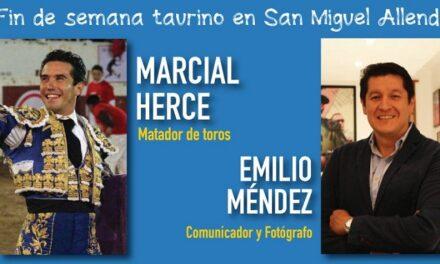 Fin de semana taurino en San Miguel
