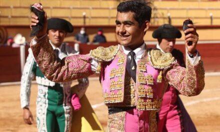 Cinco novilladas en el cortijo «Los Fernández»