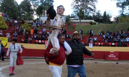 Miguel Aguilar, triunfador absoluto