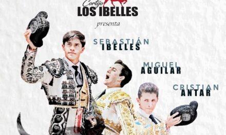 Ibelles, Aguilar y Antar, a la final