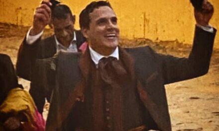 Carlos Rondero dos orejas en Colombia