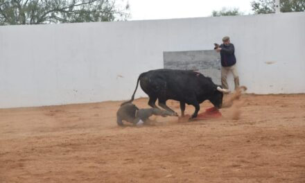 Juan Fernando sufre percance en El Vergel
