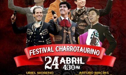 Anuncian festival charro taurino