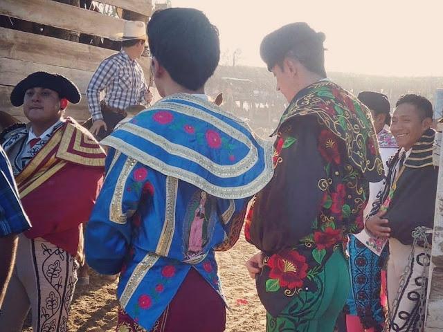 Festejos de mexicanos en el extranjero