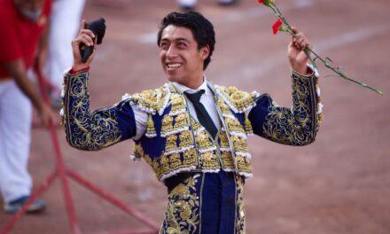 Meritoria oreja para Sergio Flores