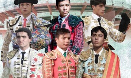 Cartel de triunfadores en Huamantla