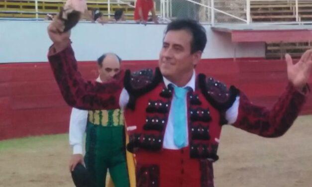 César Montes corta la única oreja en Laredo