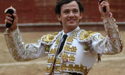 Aguilar volvió a ruedos de España