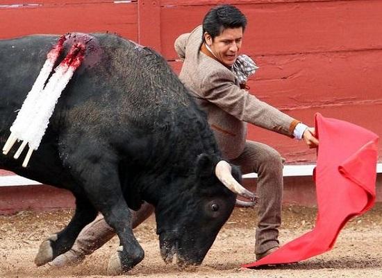 «El Zapata» lidiará su primer toro