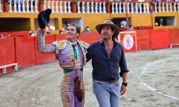 Arturo Saldivar indulta a «Bandolero» de Fernando de la Mora