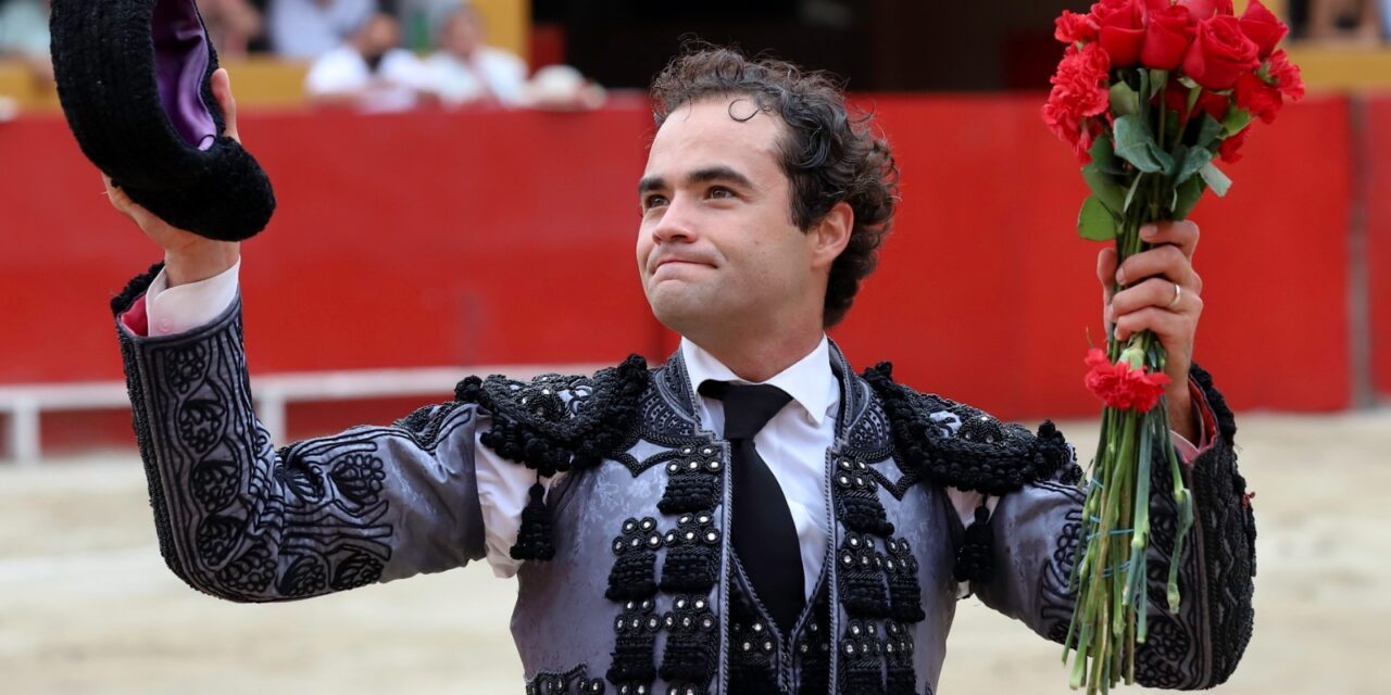 Oreja de Juan Pablo Sánchez