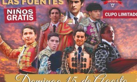 Anuncian novillada en «Las Fuentes»