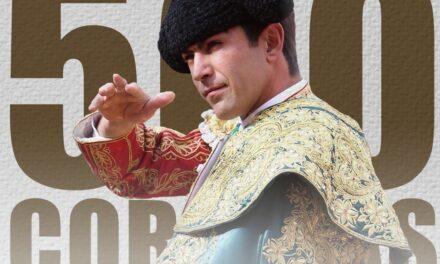 Arturo Macías llegará a las 500 corridas en S. L. P.