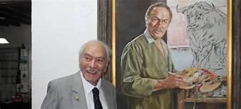 Fallece el pintor taurino Ramón Reveles