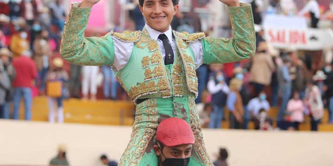 Luis Martínez resultó el máximo triunfador