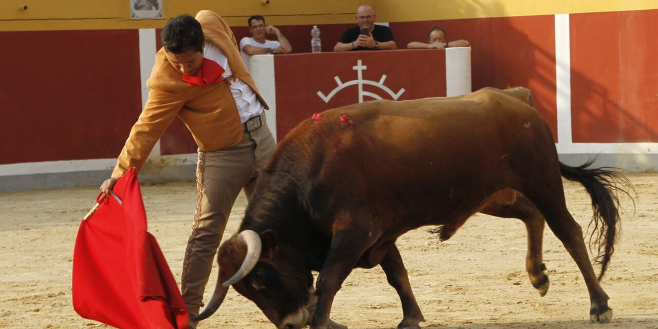 Oscar Rodríguez gran debut en Murcia