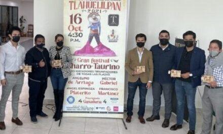 Habrá festival charro taurino en Tlahuelilpan