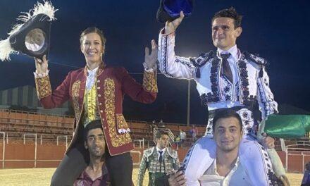 «El Galo» triunfa con los Miura en Valera